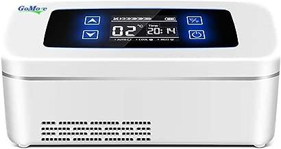 Kievy Refrigerador de medicamentos y Enfriador de insulina con Sistema de Control de Temperatura avanzado - batería portátil de refrigerante para medicamentos Durante 15 Horas de Uso