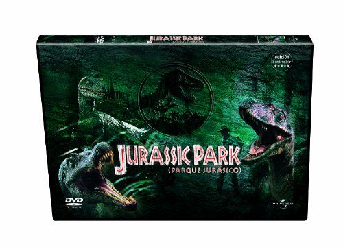 Parque Jurásico (Ed. Horizontal) DVD