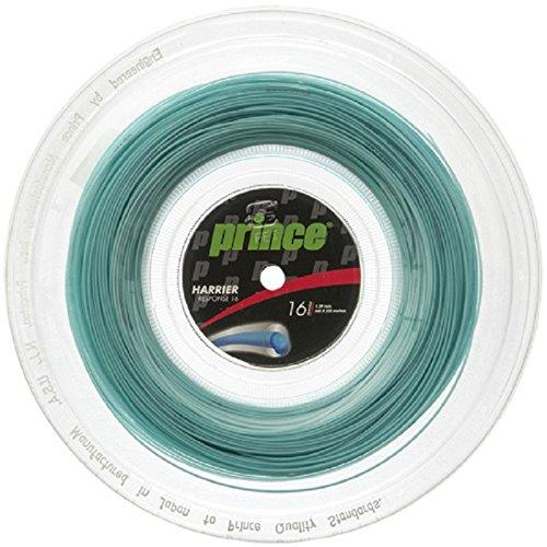 Prince(プリンス) テニス ストリングス ハリアー レスポンス 16ゲージ 200mリール 7JJ022
