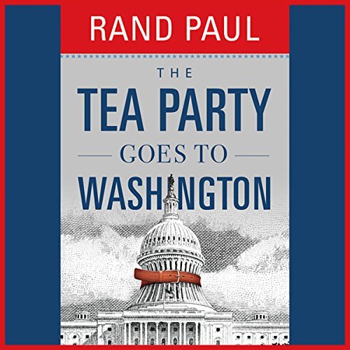 The Tea Party Goes to Washington audiobook cover art