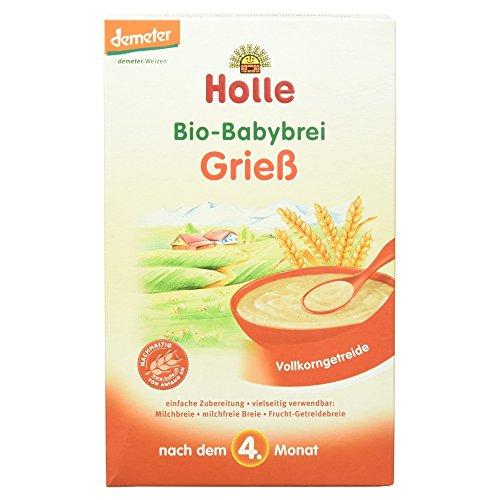 Holle Bio-Babybrei Griess (1 x 250 g)