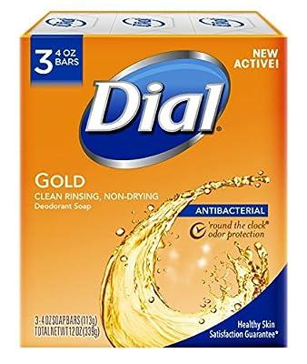 Dial Antibacterial Deodorant Bar