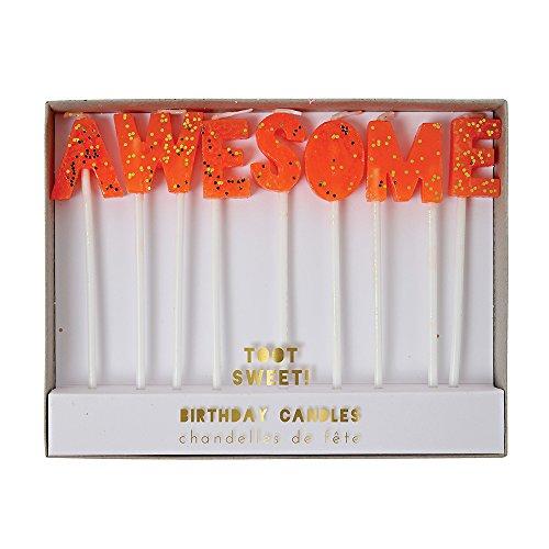 Meri Meri Awesome Candles