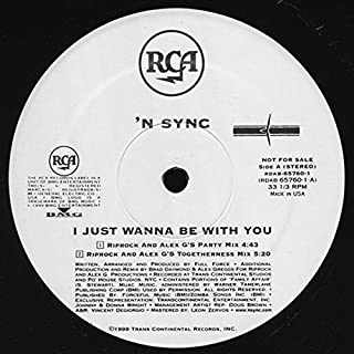 I Just Wanna Be With You (The Remixes)
