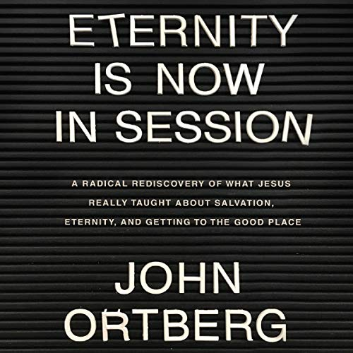 Eternity Is Now in Session cover art