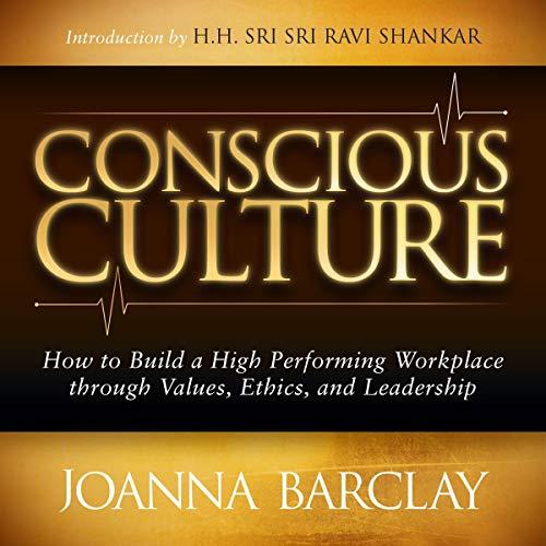 Conscious Culture cover art