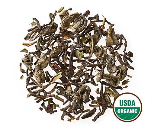 Vanilla Mint Tea - Organic - Loose Leaf - Bulk - Non GMO - 181 Servings