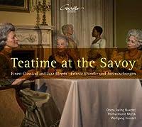 Teatime at the Savoy