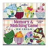 eeBoo Ice Cream Memory Matching Game
