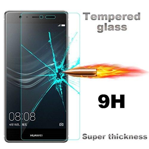 Huawei Mate S Protector de Pantalla, Candy House Cristal Vidrio Templado Film...