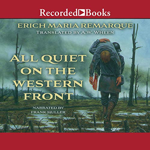 Page de couverture de All Quiet on the Western Front