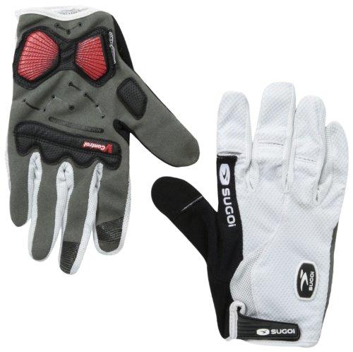 Sugoi Handschuhe Formula Fx Full Glove, Weiß, S