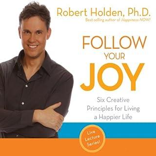 Follow Your Joy audiobook cover art