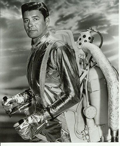 Lost In Space Guy Williams 8 x 10 Photo with jet pack