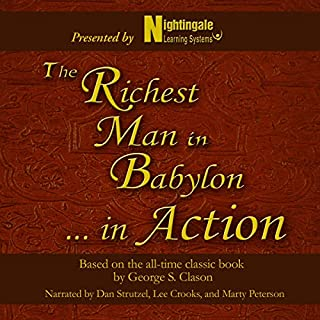 The Richest Man in Babylon...In Action cover art