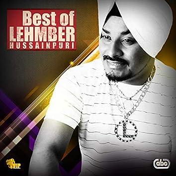 Best of Lehmber Hussainpuri