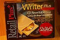 Writer plus書き換え可能CDドライブ