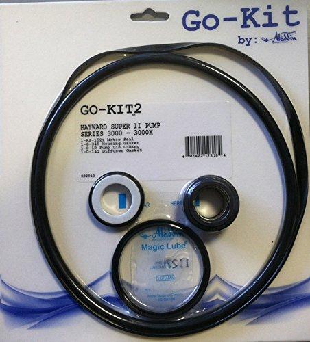 Pool Pump Seal Repair Kit For Hayward Super II Kit 2