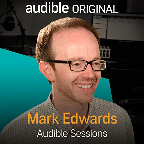 Mark Edwards audiobook cover art