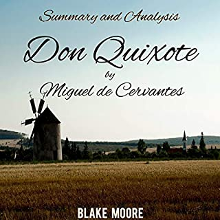 Summary and Analysis: Don Quixote by Miguel de Cervantes cover art