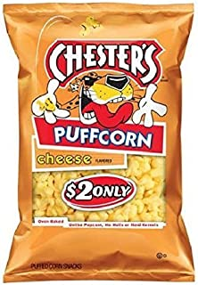 Chester's Puffcorn Cheese by Chesters