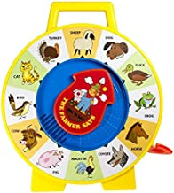 Fisher Price Classic Farmer Says See 'n Say
