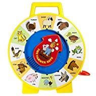 Fisher Price Classic Toys - The Farmer Says See 'N Say - Great Pre-School Gift for Girls and Boys