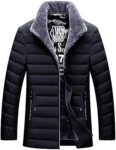 ASDSI-1 Doudoune Hiver Nouveau Duvet De Canard Blanc Jeunes Hommes Slim Type Hiver Chaud Mode Casual Vêtements pour Hommes