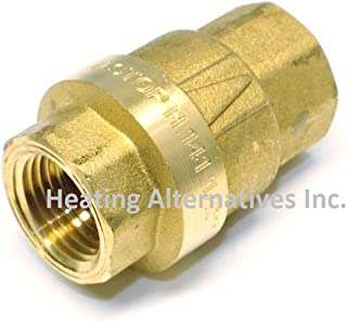 Reznor Check Valve Foot Valve 110320 - Waste Oil Heater Replacement Part