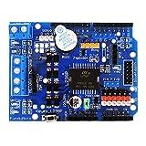 HiLetgo/® BTS7960 43A H-Bridge PWM Drive L/ímite de corriente del m/ódulo de accionamiento del motor del veh/ículo de alta potencia