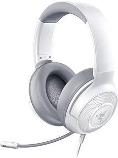 Razer Kraken X Ultralight Multi-Platform Wired Gaming Headset with 7.1 Surround Sound - Mercury - RZ04-02890300-R3M1
