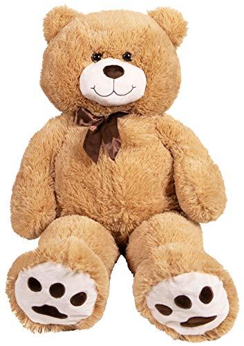 Kangaroo's 36', 3 Foot Giant Teddy Bear for Adults & Kids
