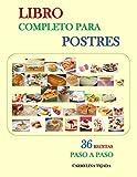 LIBRO COMPLETO PARA POSTRES: 5 (COCINA. REPOSTERIA Y BEBIDAS)