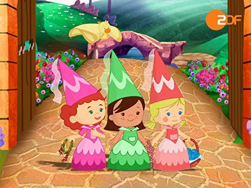 Der Geburtstag der Prinzessin
