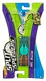 Hot Wheels - Vehículos Split Speeders (Mattel DJC20), varios modelos, 1 unidad , color/modelo surtid...