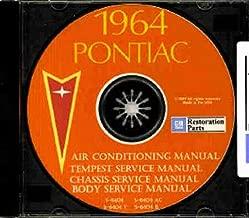 SHOP MANUAL 1965 SERVICE REPAIR PONTIAC BOOK BONNEVILLE CATALINA GRAND PRIX
