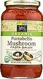 365 Everyday Value, Organic Portobello Mushroom Pasta Sauce, 25 oz
