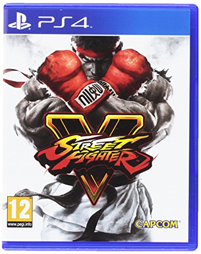 Ps4 Street Fighter V (Eu)