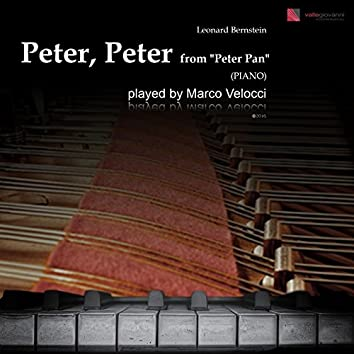 Bernstein: Peter, Peter (Arr. for Piano Solo)