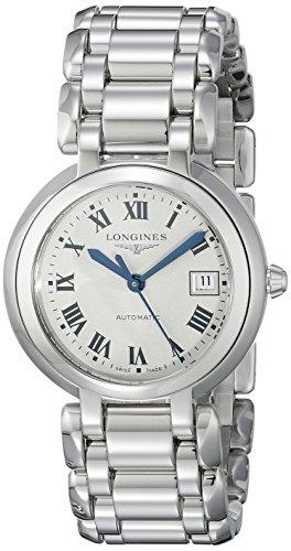 Longines L8.113.4.71.6 Armbanduhr, Stahlband