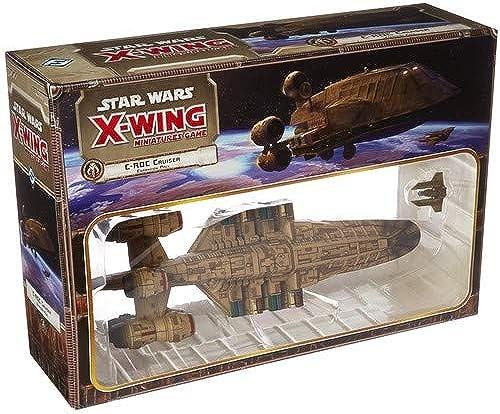 Fantasy Flight Games Star Wars X-Wing Miniaturen Spiel  c-ROC Cruiser ErWeißerungsset