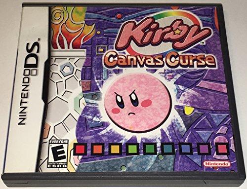 Kirby Canvas Curse