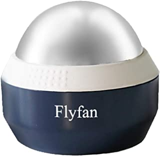 Flyfan Cryosphere Cold Massage Roller Ball for Sore Muscles Recovery, Foot Massage Ball Plantar Fasciitis Roller Ball,Heat Therapy Ball for Shin Splint Myofascial Release