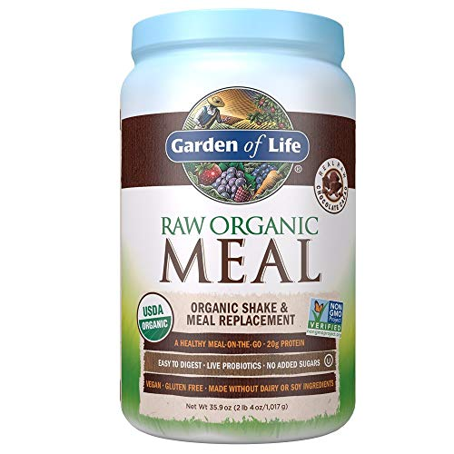 RAW Organic Meal Chocolate - 1212 g - Powder