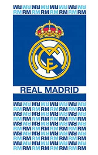 Real Madrid Toalla Playa 100% Algodón