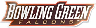 Bowling Green State Falcons Wordmark Car Decal Bumper Sticker