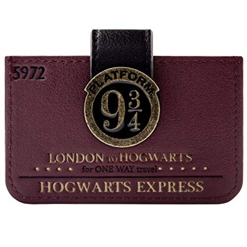 Cartera de Harry Potter Mischief Managed Rojo