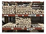 34' Wooden Blem Baseball Bats (Sold in Bundles of 9)