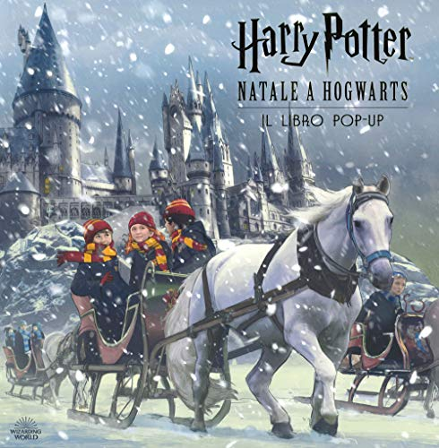 Harry Potter. Natale a Hogwarts. Il libro pop-up. Ediz. a colori