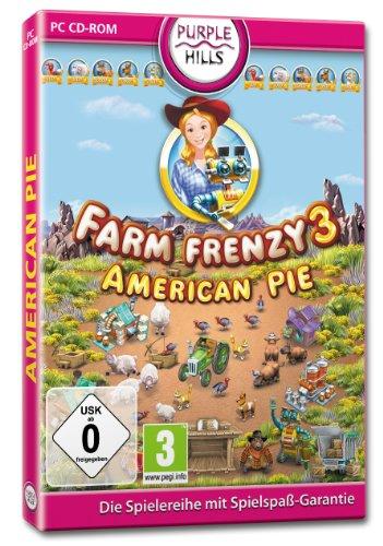 Farm Frenzy 3 - American Pie [Importación alemana]